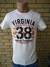 Футболка мужская VIRGINIA, фото 2