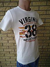 Футболка мужская VIRGINIA, фото 3
