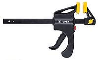 Струбцина автоматическая Topex 12A530, фото 1