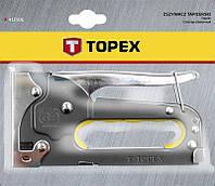Степлер Topex 41E903