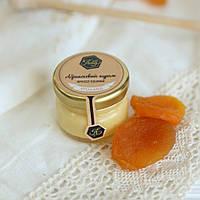 """Крем-мед с абрикосом """"Абрикосовий кураж"""" 30 г., фото 1"""