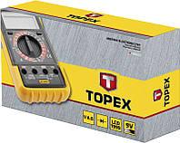 Мультиметр цифровой Topex 94W102