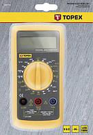 Мультиметр цифровой Topex 94W101