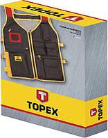 Жилет монтажника Topex 79R255
