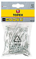 Заклепки Topex 43E502