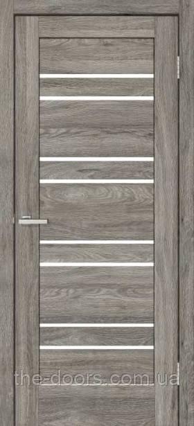 Дверное полотно Рино 01 пленка Natural look
