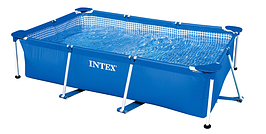"Каркасный бассейн надувной ""Small Frame Pools"" 260x160х65см Intex 28271"