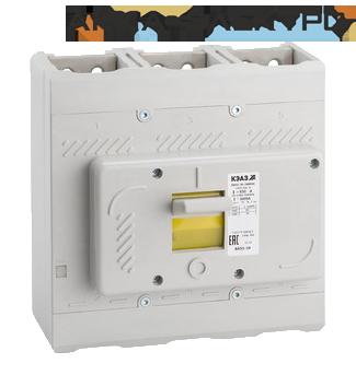Выключатель автоматический ВА57-39 400А