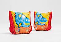 Нарукавники тканині INTEX 56659 для дітей 3-6 років, 23*18 см