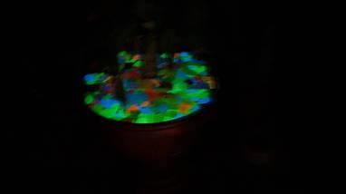 Светящиеся камни для декора аквариумов, квартиры, сада, фото 3