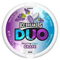Ice Breakers DUO Леденцы со вкусом Винограда