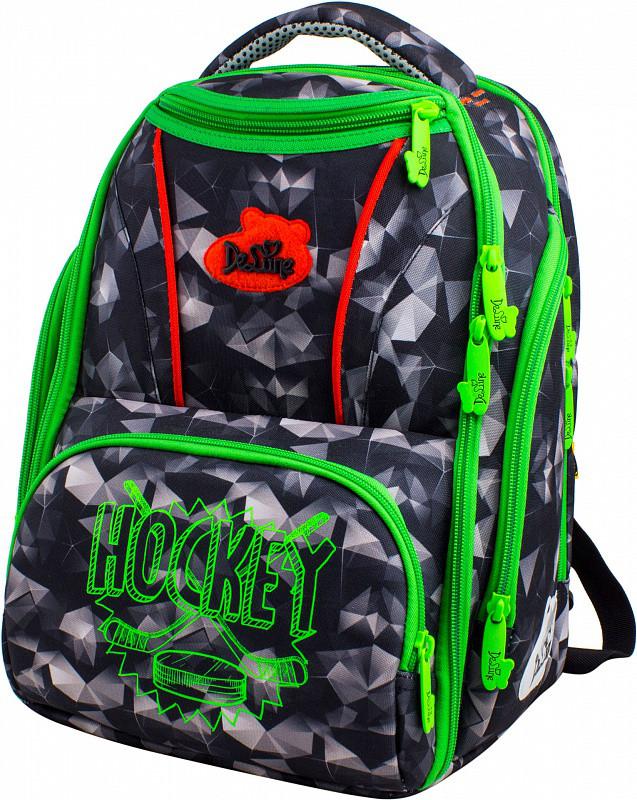 b9d5c178e9fe Школьный рюкзак Delune 8-110 ортопедический для мальчика сумка для сменки в  подарок 28 х 19 х 37 см
