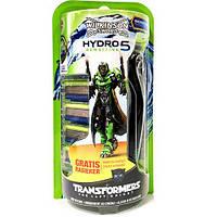 Станок Wilkinson - Sword Hydro 5 Sensitive Transformers Edition 4 шт. + 1 шт.