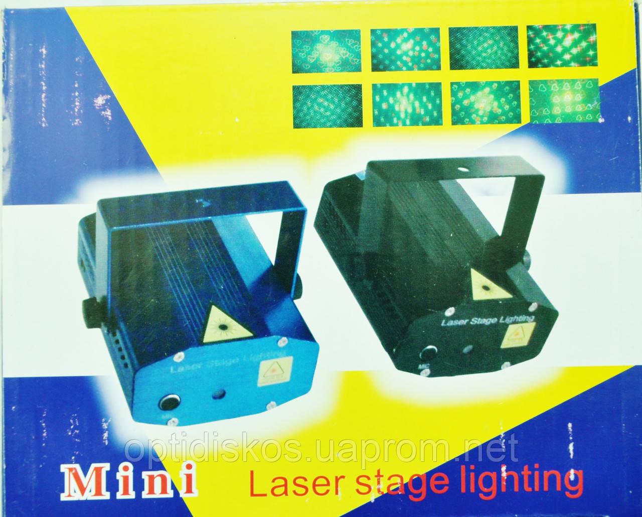 Лазерный проектор K-4