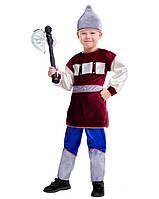 Богатырь карнавальный костюм детский