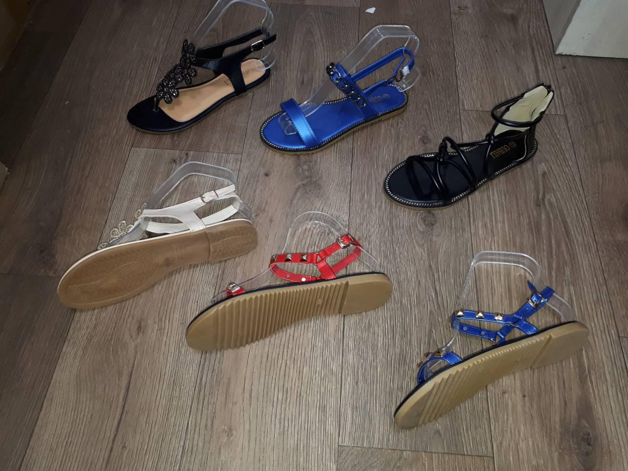 526d099c6a9f Женская летняя обувь оптом