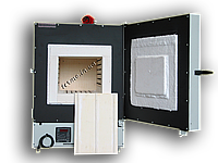 Электрическая печь СНОЛ-30/1100 с закрытым нагревателем