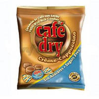 "Леденцы без сахара ""Creem-Cappuccino"" Cafe Dry"