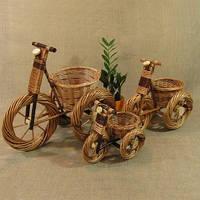 Цветочник Велосипед-4