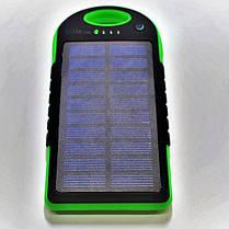 Мобильное зарядное POWER BANK 45000mAm ( прорезиненные solor 1x18LED ), фото 3