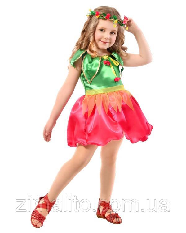 Дюймовочка карнавальный костюм детский