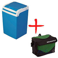 Campingaz Smart 22L Hard Cooler + Термо-сумка Пикничок 9 л