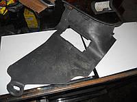 Накладка порога пола Ланос передняя левая в ногах (б/у)