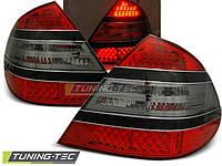 Фонари стопы тюнинг оптика Mercedes W211