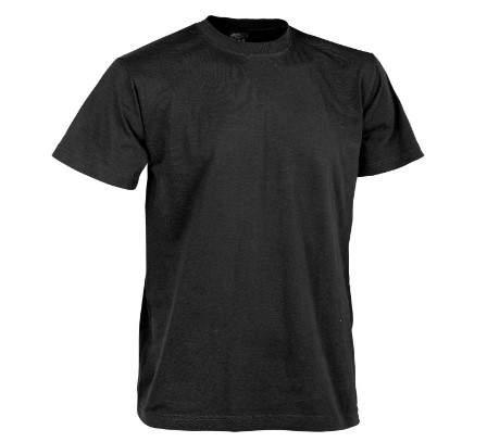 Тактическая футболка размер XL Patrol Classic Army T-shirt Helikon Black (TS-TSH-CO-01) (TS-TSH-CO-0
