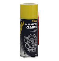 Очиститель карбюратора (аэрозоль) Mannol 9970 Carburetor Cleaner (0,4L)
