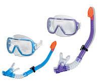 Набор для подводного плавания (маска и трубка детская) Intex 55950