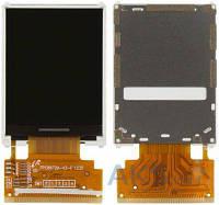Дисплей (экран) для телефона Samsung B559, E1220, E1225, E1228, E1232, E1272 Duos, E2130, E2232