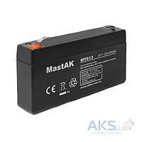 Аккумулятор для ИБП MastAK 6v 1.3Ah (MT613)