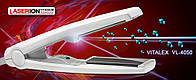 Выпрямитель для волос с генератором ионов  LASER-ION Vitalex 4050