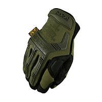 Тактические перчатки Mechanix M-Pact Impact (олива)