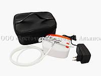 Набор кондитера для аэрографии TAGORE с аэрографом и миникомпрессором и фильтром в кейсе