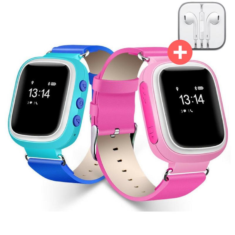 Детские часы Q60 Смарт Smart baby Watch