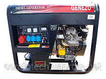 Дизельний генератор GENEZO DG12000 3-ох фазний