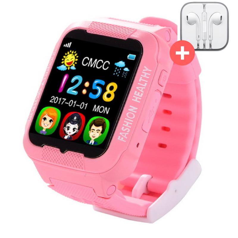 Умные часы Smart Baby UWatch K3 Kids waterproof