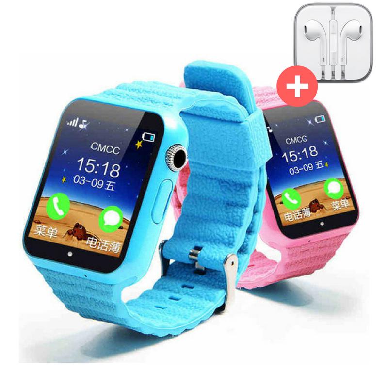 Детские умные часы Smart watch влагозащита V7K, Bluetooth, фото 1