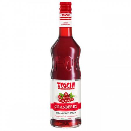 Сироп Toschi (Тоши) Клюква 1л
