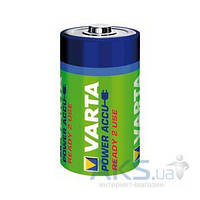 Элемент питания Varta C (R14) 3000mAh Ready 2Use (56714101402)