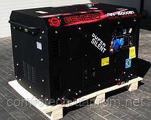 Дизельний генератор GENEZO DG15000  1 фаза