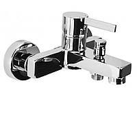 Однорычажный смеситель для ванны Deante Ginger BDG 010M хром