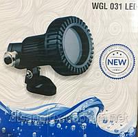 Светильник подводный  для бассейна  LED 3W 12V  4100K  белый IP68, фото 2