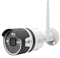 Уличная Full HD IP камера с WIFI для беспроводного видеонаблюдения Hiseeu FHY-1080