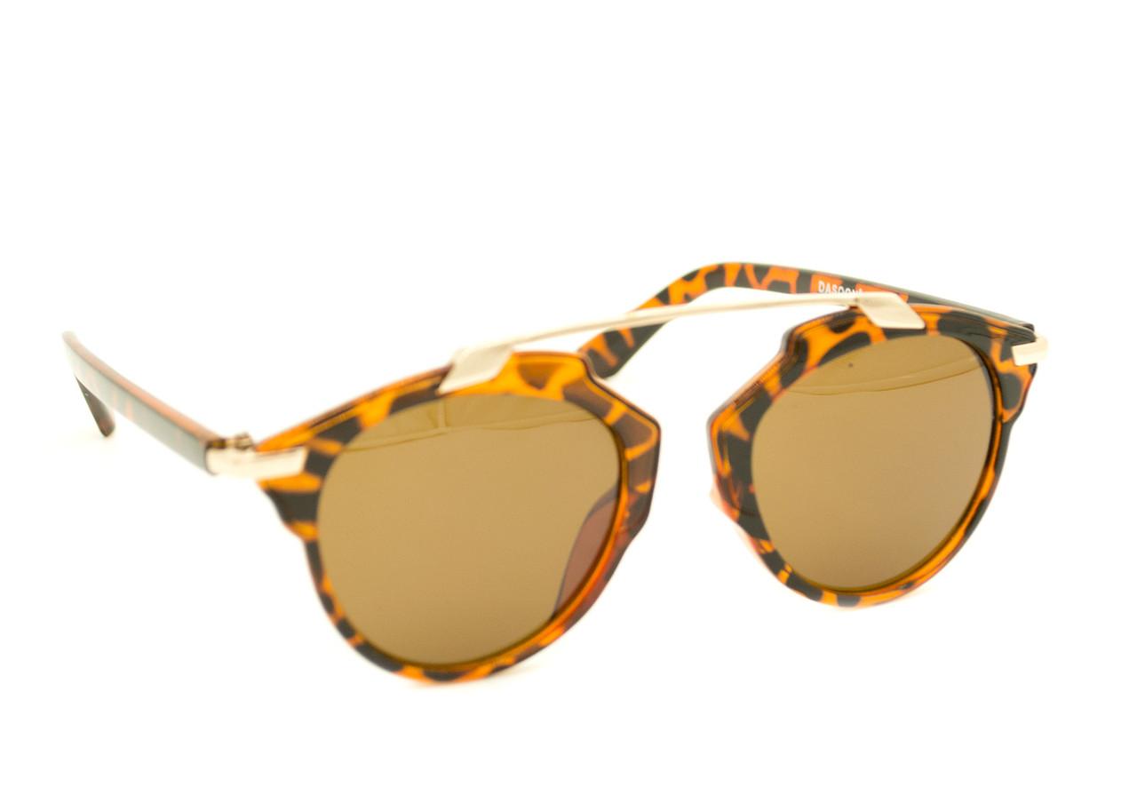 Солнцезащитные очки Dasoon Vision Коричневый (3512-1 brown)