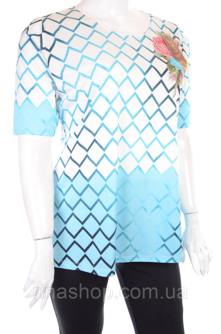 Женская футболка F004