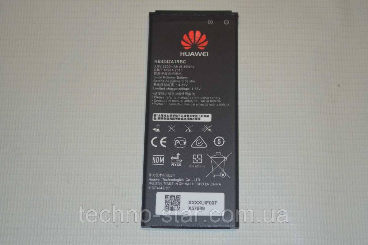 Оригінальний акумулятор HB4342A1RBC для Huawei Y5 II Honor Play 5 Honor 5 Play | Y6 Honor 4A