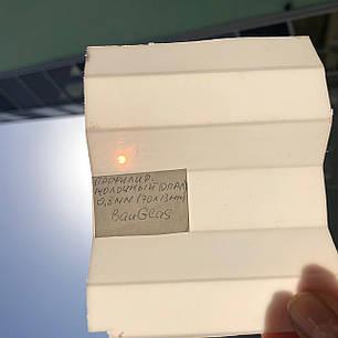 Опал   профилированный  поликарбонат  1,05*3м, фото 2